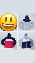 Últimas unidades jaquetas unissex P,M,G