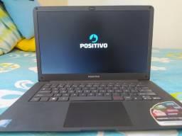 Notebook positivo Motion Gray Q Quad 2GB 32HD Q232 Netflix 14'