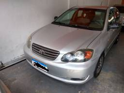 Corolla 04 XEI GNV Completo IPVA 21 PG