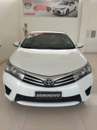 Título do anúncio: Toyota Corolla GLI UPPER 2016
