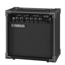 Título do anúncio: Amplificador Guitarra Yamaha Ga-15ii Combo 15w 127v