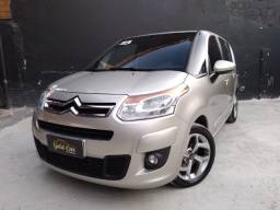 c3 picasso glx 1.5 manual 2013 - carro excelente!!!!!