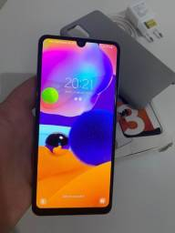 Título do anúncio: Samsung A31 128GB 4Gb Ram
