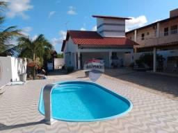 Casa com 4 dormitórios à venda, 160 m² por R$ 379.999,99 - Praia do Amor - Conde/PB