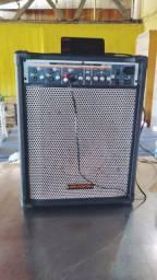 Caixa amplificadora Hayonik Multiuso Profissional