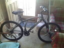 Bicicleta aro 26 nova 25 dias de comprada co documento