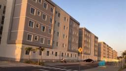 Apartamento com 2 dormitórios para alugar, 47 m² por R$ 809,00/mês - Coaçu - Eusébio/CE