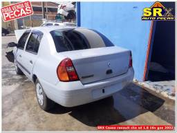 Título do anúncio: Sucata Clio Sedan expression 1.6 16v gas 2001