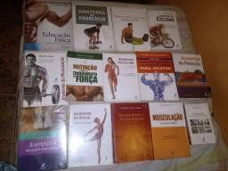 Livros de educação física