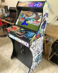 Fliperama  Arcade Bar Top wecad Lg 32 Polegadas