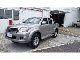 Título do anúncio: Toyota Hilux 2.7 SRV 4X2 CD 16V FLEX 4P AUTOMATICO
