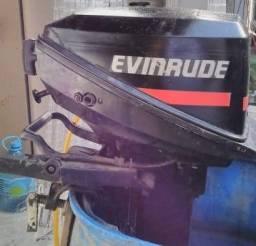 Vendo motor de popa de barco - Evinrude