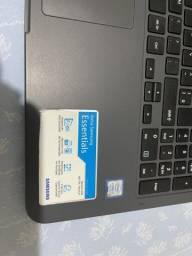 Título do anúncio: Notebook Samsung Essentials