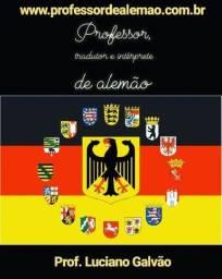 Título do anúncio: Intérprete Alemão, Professor, Aulas, Curso, Skype, Zomm, Goethe-Zertifikat