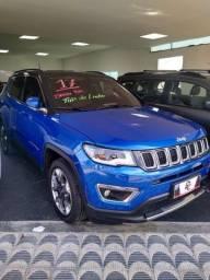 Jeep Compass Limited 2.0 (flex)