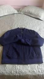 Jaqueta masculina Zara. Nova