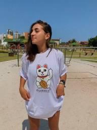 Título do anúncio: Camiseta Chronic Cat
