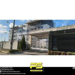 Apartamento com 3 dormitórios à venda, 75 m² por R$ 270.000 - Portal do Sol - João Pessoa/