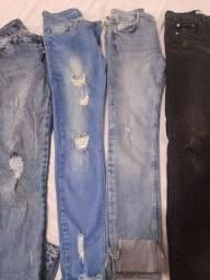 Título do anúncio: Calça jeans tamanho 38,36