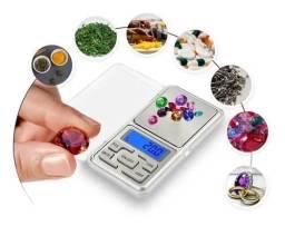 Título do anúncio: Mini Balança Digital De Bolso E Alta Precisão 0,1g Até 500g<br><br>