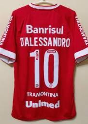 Camisa Inter 2014 D'Alessandro