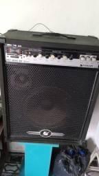 Vendo caixa amplificada Frahm MF 800 BT