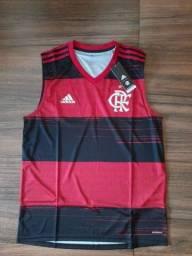 Camiseta regsta original do Flamengo