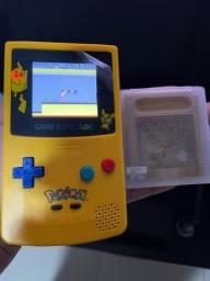 Game Boy Color Tela Modificada