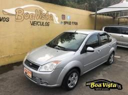 Título do anúncio: Fiesta Sedan 1.6 - Gnv Completo 2010!