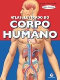 Título do anúncio: Atlas escolar corpo humano<br><br>porMatheus Santana dos Santos<br>