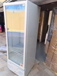 Título do anúncio: 10xR$380Expositora 405litros  zera 1? linha nota fiscal garantia  fábrica p refrigerante