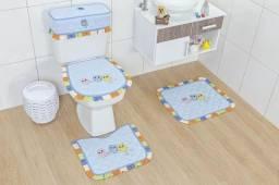 Jogo de banheiro 3pcs