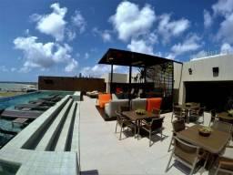 Apartamento 02 quartos a uma quadra da praia de Tambaú