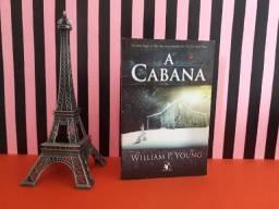 Título do anúncio: Livro: A Cabana - Willaim P. Young (Mini)