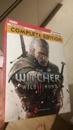 Guia the witcher prima importado novo lacrado
