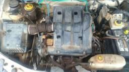 Motor siena/ palio 1.0 fire 2014 com nota fiscal