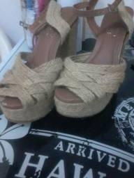 Vendo Sapato-Salto 12cm, tamanho 37/38