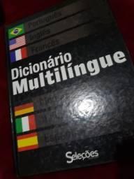 Dicionário multilingue