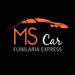 MS Car Funilaria Express - Lataria e Pintura Automotiva