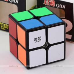 Cubo Mágico 2x2 Qiyi Qidi Profissional Promoção Pronta Entrega