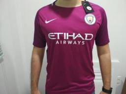 Camisa Nike Manchester City Away 2018