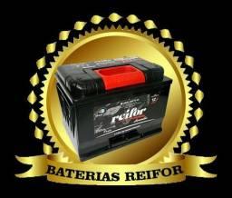 Baterias 45 até 150AH A parti de:$180 reais
