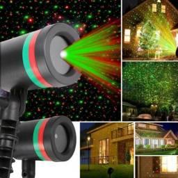 Projetor Laser Light Luzes De Natal Shower Motion Bivolt