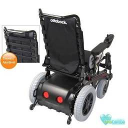 Cadeira de rodas motorizada otoboock b400 valor $$4000 reais