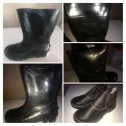 Sapatos para segurança individual