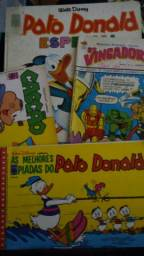 Gibis Quadrinhos vários