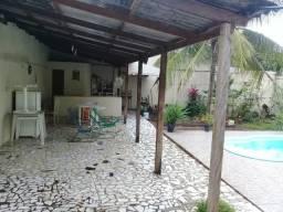 Vendo casa titulada no zerao com piscina terreno 12x45. ponto comercial na frente