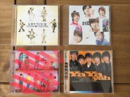 CDs J-Pop e J-Rock