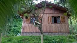 Terreno com casa em Sorocaba-Biguaçu