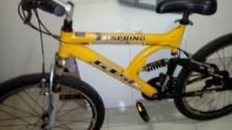 Linda bicicleta